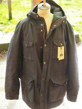 "BARBOUR NAUTIC WAX JACKET NAVY 46"" xxl worn once"