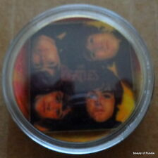 The Beatles 24KT GOLD MEMORABILIA COLLECTIBLE COIN  #35sas