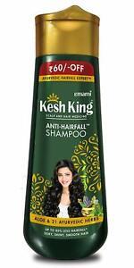 Kesh König Kopfhaut und Haar Anti hairfall Shampoo 200ml Kostenloser Versand