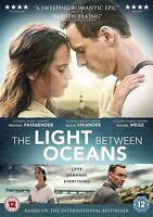 The Luce Between Oceans DVD Nuovo DVD (EO52090D)