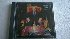 NGCD NEO GEO CD SNK NEO GEO CD REAL BOUT