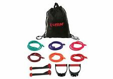 Lifeline PRO Resistance Cable Kit 6 Cable Sets 10 lb / 150 lb - Bag Color Varies