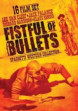 Fistful Of Bullets Spaghetti Westerns (4 Dvd)