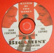 FILM NOIR 279: THE BIGAMIST (1953) Ida Lupino, Edmond O'Brien, Joan Fontaine