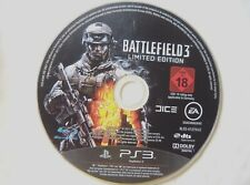 67155 Battlefield 3 Limited Edition - Sony PS3 Playstation 3 (2011) BLES 01275/L