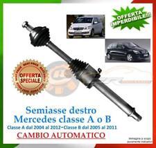 SEMIASSE DESTRO CAMBIO AUTOMATICO MERCEDES CLASSE A W169 CLASSE B W245