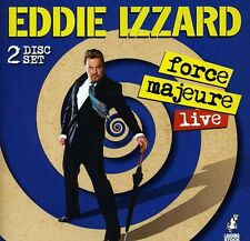 Eddie Izzard - Force Majeure [New CD] UK - Import