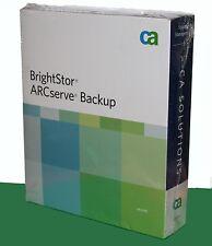 ca brightstor arcserve backup r11.5 sp3 for windows-babwbr 1151e14-neu