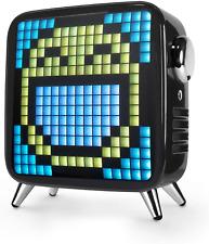 Divoom Tivoo Max 2.1 BT Speaker with 40W & 10000mAh power, Programmable Pixel