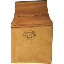 NEW CONNELL OF SHEFFIELD UK MADE - TWO POCKET SUEDE APRON  - CNP4E