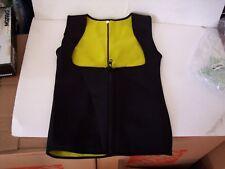 New listing black and yellow wet suit vest size L ladies?