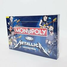 Metallica - Collector's Edition Monopoly Brand New & Sealed + Collectable Tokens
