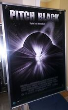 Pitch Black Vin Diesel The Chronicles of Riddick 27x40 Movie Poster 2000