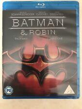 Batman & Robin [Blu-ray] [Region Free] George Clooney *New & Sealed* UK Version