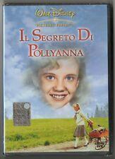 WALT DISNEY DVD - IL SEGRETO DI POLLYANNA - BUENA VISTA - Z3 DV 5168 nuovo