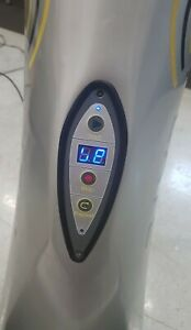 Power Plate Blue Display new