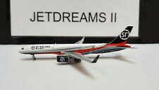 1/400 SF AIRLINES BOEING 757-200 / 200FWL 2010'S COLORS B-1578 JC WINGS W/TUG