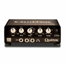 Quilter Labs 101 Mini Head, 50W Amplifier Head