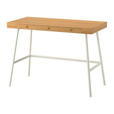 IKEA LILLASEN Desk in bamboo,  Drawer Computer Desk Home Office Workstation
