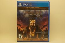 Grand Ages Medieval Limited Special Edition (Sony Playstation 4, 2015)