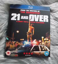 Blu-Ray - 21 and Over - Comedy - New - R2