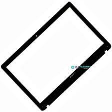 """Véritable Sony Vaio SVF152C29M 15.6 """" numériseur tactile verre avant avec cadre"""