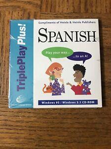 Triple Play Plus Spanish PC Cd