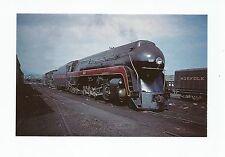 Norfolk & Western 610, Roanoke VA, 1958, David R Sweetland, Audio-Visual Designs