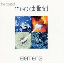 The Best of Mike Oldfield: Elements by Mike Oldfield (CD, Aug-1993, Virgin) PROG