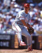 TERRY MULHOLLAND Photo in action Philadelphia Phillies (c)