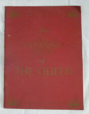 The Crowning Of The Queen Told By Stephen King-Hall, Coronation 1953