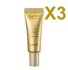 [SKIN79]SUPER Plus Beblesh Balm Triple Function Gold Tube SPF30 PA++ 7g(0.25oz)