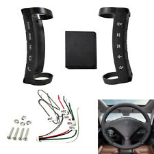 2 Din / 1 Universal Steering Wheel Remote Control for Car Multimedia Player ABS
