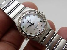 Ladies Omega Constellation Iris 95 Ref: 1476.79.00 The Big One 25mm Mint 10/10