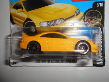 Hot Wheels 2018 Súper Chromes 1 64 coche - Gold Power cohete #9/10