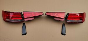 Audi A4 B9 2016  Saloon Rear Tail Lights set