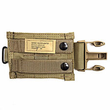 Eagle Industries Allied Sub Belt Holster Adapter mjk Navy Seals MLCS TAN