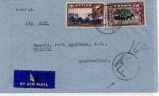 Colony George VI (1936-1952) Ceylon Stamps