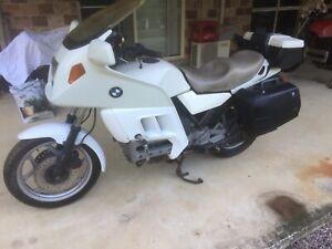 BMW K100RT 1987 Ex NSW Police Project K Bike