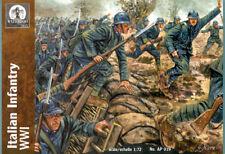 Waterloo 1815 1/72 WWI Italian Infantry # AP019.