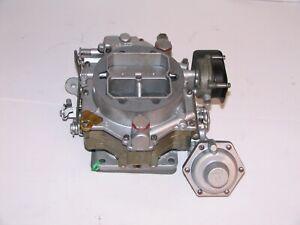 Reconstruit Carburateur CARTER Wcfb 4bbl 56 Mercury 312 V8 1956 #2361S
