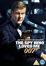 The Spy Who Loved Me [1977] (DVD) Roger Moore, Barbara Bach, Curd Jürgens