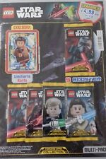 LEGO Star Wars - Serie 1 Trading Cards - 1 Multipack ++ LE 8