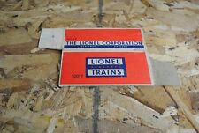 Lionel 1001T Tender Box Only