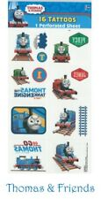Thomas the Tank Party Supplies Thomas Temporary Tattoos Party Favour Pack of 8