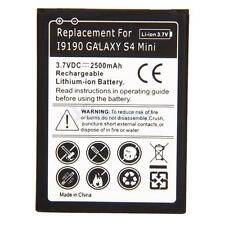 New Portable Replacement Battery for Samsung GALAXY S4 Mini I9190 2500mah