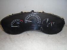 01 02 03 Chevy Malibu Speedometer Instrument Cluster 201K OEM 09377951
