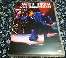 JAMES BROWN / 2006+2003 / RARE LIVE IMPORT / 1DVD