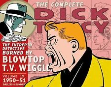 Dick Tracy: The Complete Dick Tracy, 1950-51 Vol. 13 by Chester Gould (2012, Har