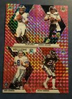 2020 Mosaic Football Pink Camo Prizms with Rookies and Legends You Pick